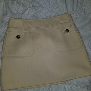 Tommy Hilfiger Wool mini skirt